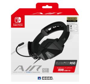 ホリ ゲーミングヘッドセット AIR STEREO for Nintendo Switch