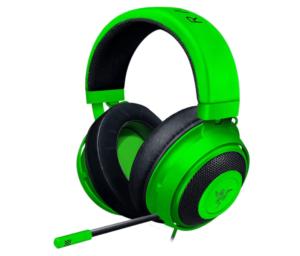 Razer Kraken Green ゲーミングヘッドセット