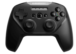 SteelSeries デュアルワイヤレス ゲームコントローラー Stratus Duo 69075
