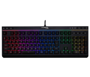 HyperX Alloy Core RGB ゲーミングキーボード HX-KB5ME2-JP