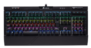 Corsair K70 RGB MK.2 RAPIDFIRE MX Speed Keyboard CH-9109014-JP (1)