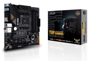 ASUS AMD B550 搭載 AM4 対応 マザーボード TUF GAMING B550M-PLUS