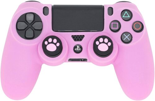 BRHE PS4コントローラー用シリコンカバー
