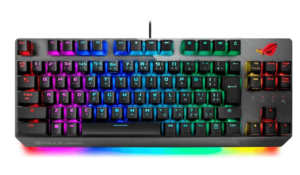 ASUS ゲーミングキーボード X802 STRIX SCOPE TKLSVJP