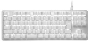 Razer BlackWidow Lite JP Mercury White ゲーミングキーボード RZ03-02640800-R3J1