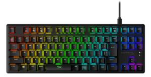 HyperX Alloy Origins Core RGB メカニカルゲーミングキーボード HX-KB7RDX-JP