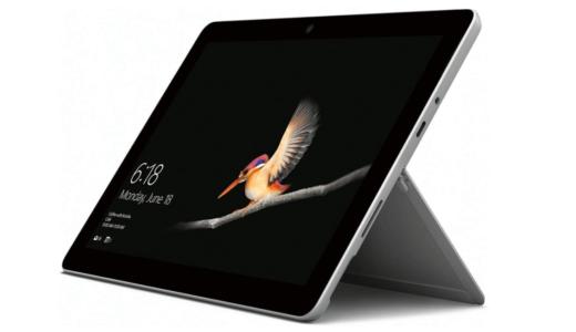 マイクロソフト Surface Go 10インチ PixelSence ディスプレイ シルバー MCZ-00032