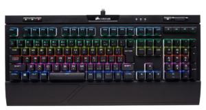 Corsair K70 RGB MK.2 RAPIDFIRE MX Speed Keyboard